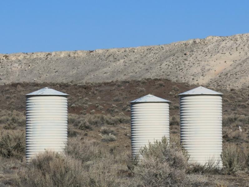 Mystery silos