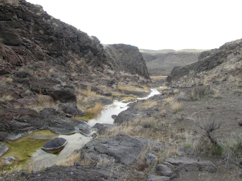 Bedrock pools