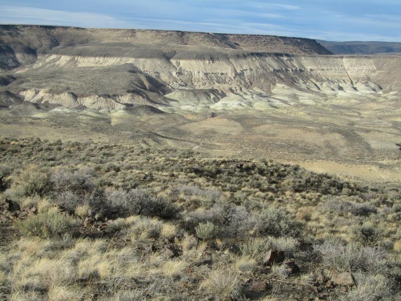 Chalk Basin