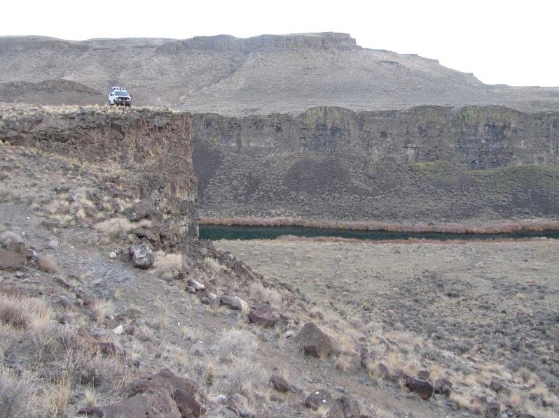Cliff camp