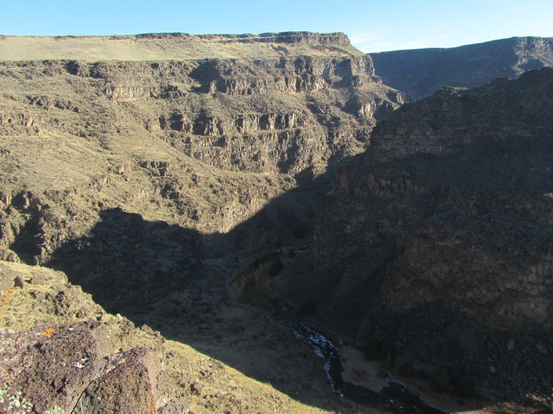 Bruneau Canyon at Roberson Trail
