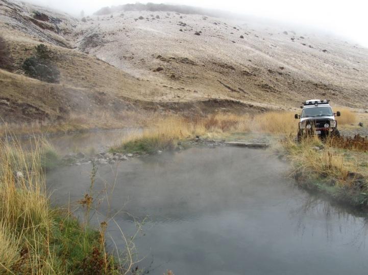 Juntura Hot Springs