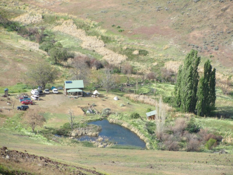 1-Rine ranch and pond