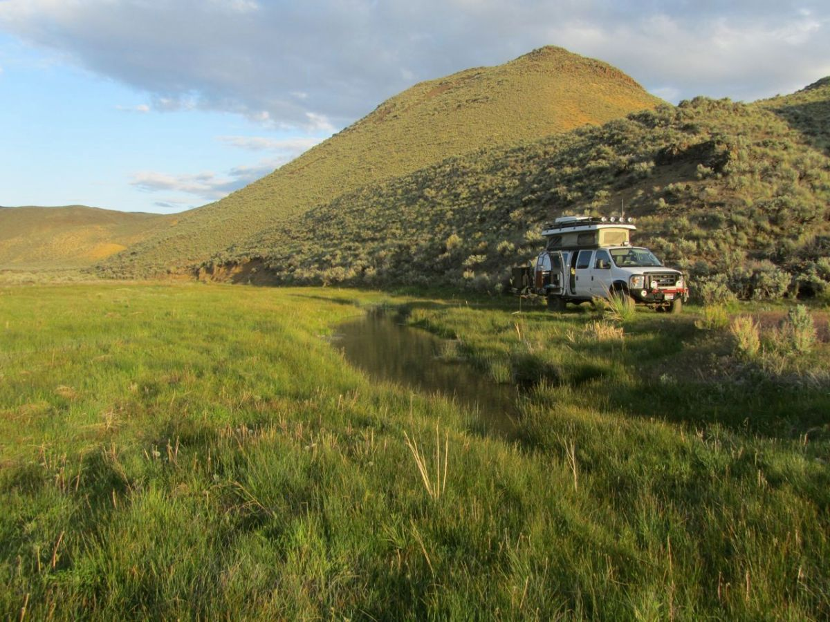 Moby goes with ONDA to the Owyhee
