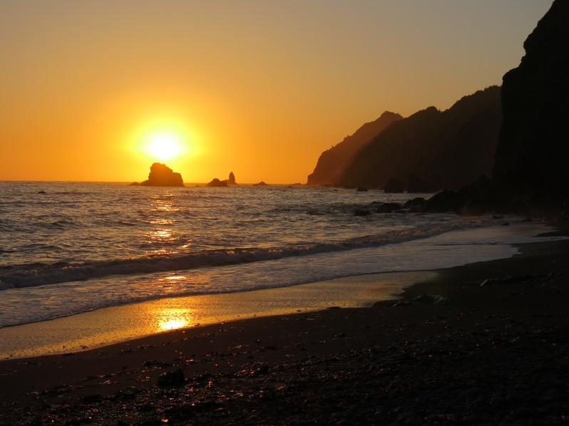 Good-bye Lost Coast . . .