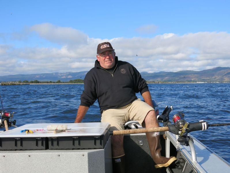 Captain Jim Proulx