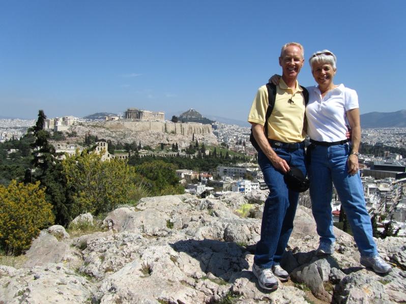 Mark and Nan
