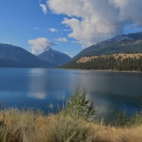 Moby Goes to Wallowa Lake
