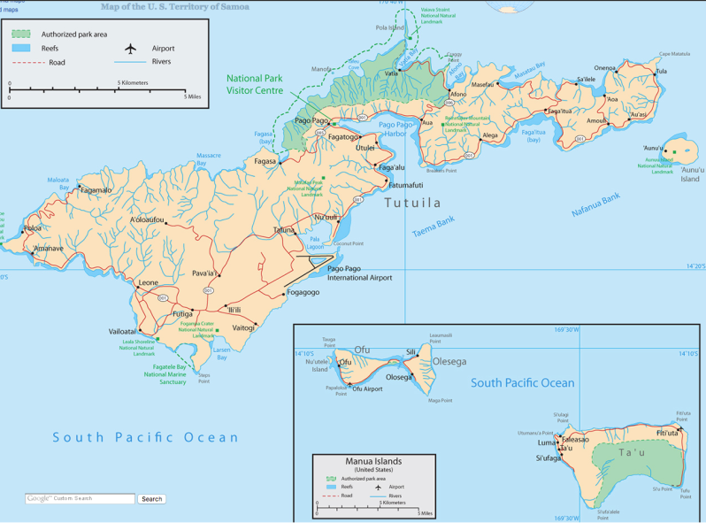 amsam-map
