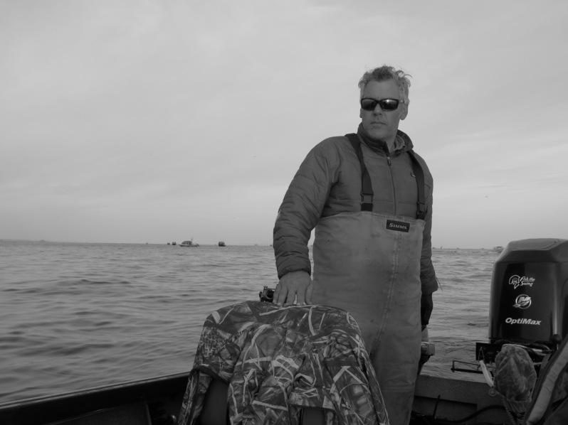 Darin boating