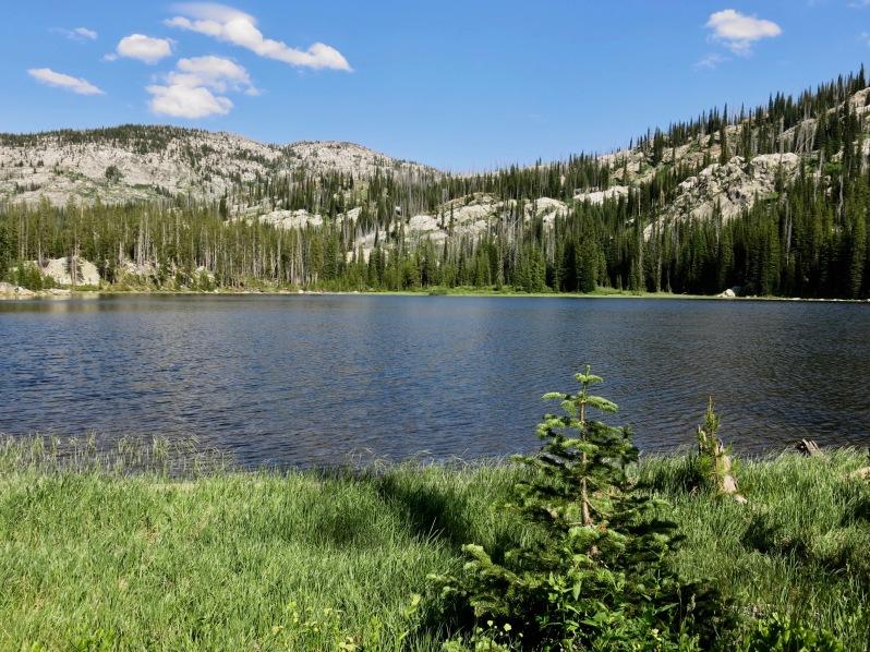 6 Secret lake